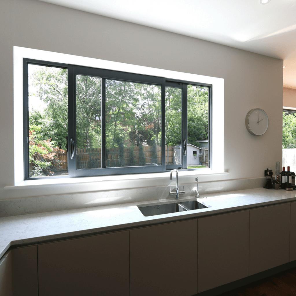 model jendela minimalis sliding
