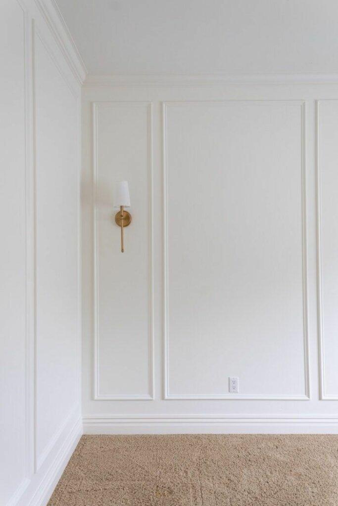 ornamen dinding untuk ruang tamu minimalis mewah