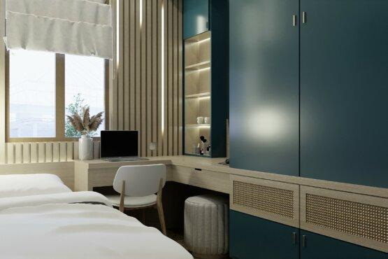 inspirasi desain kamar minimalis