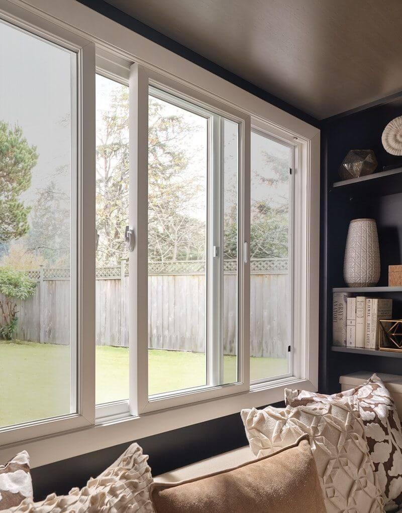 jendela rumah minimalis model geser