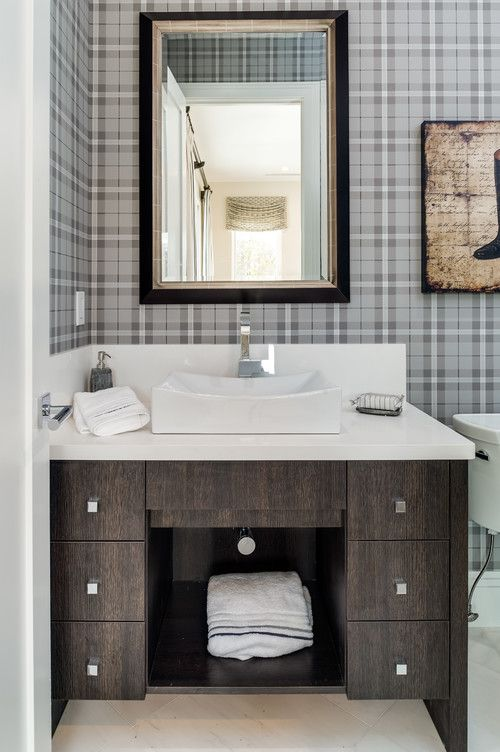wallpaper dinding kamar mandi dari pegassus builders