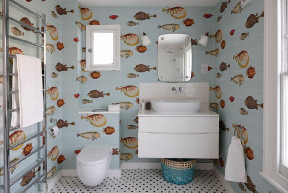 wallpaper dinding kamar mandi dari martins camisuli architects