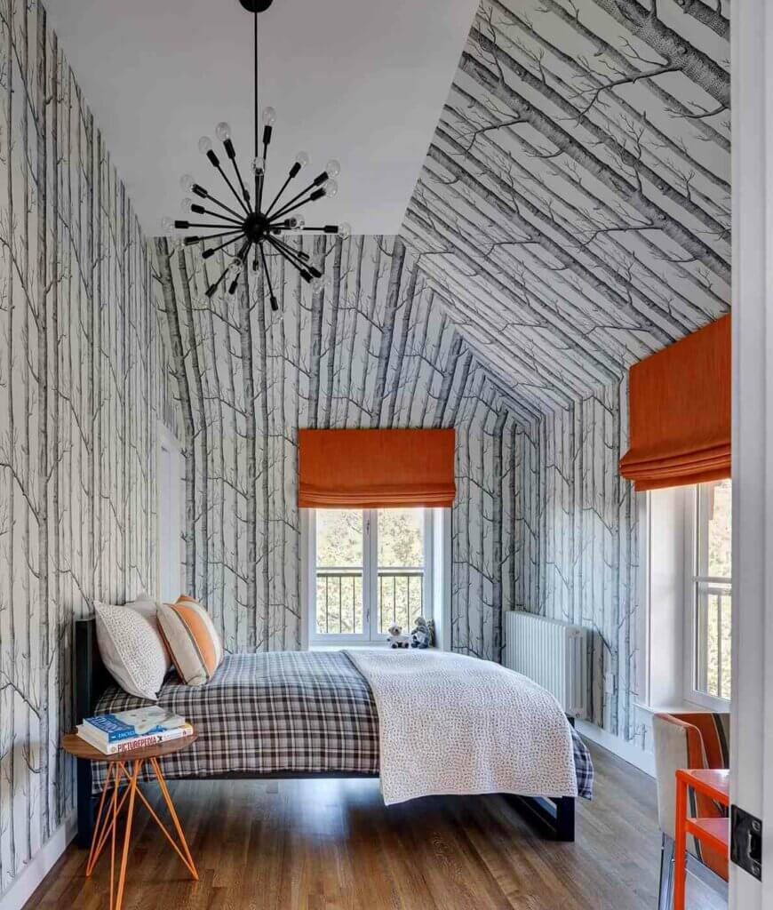 wallpaper dinding kamar karya cwb architects