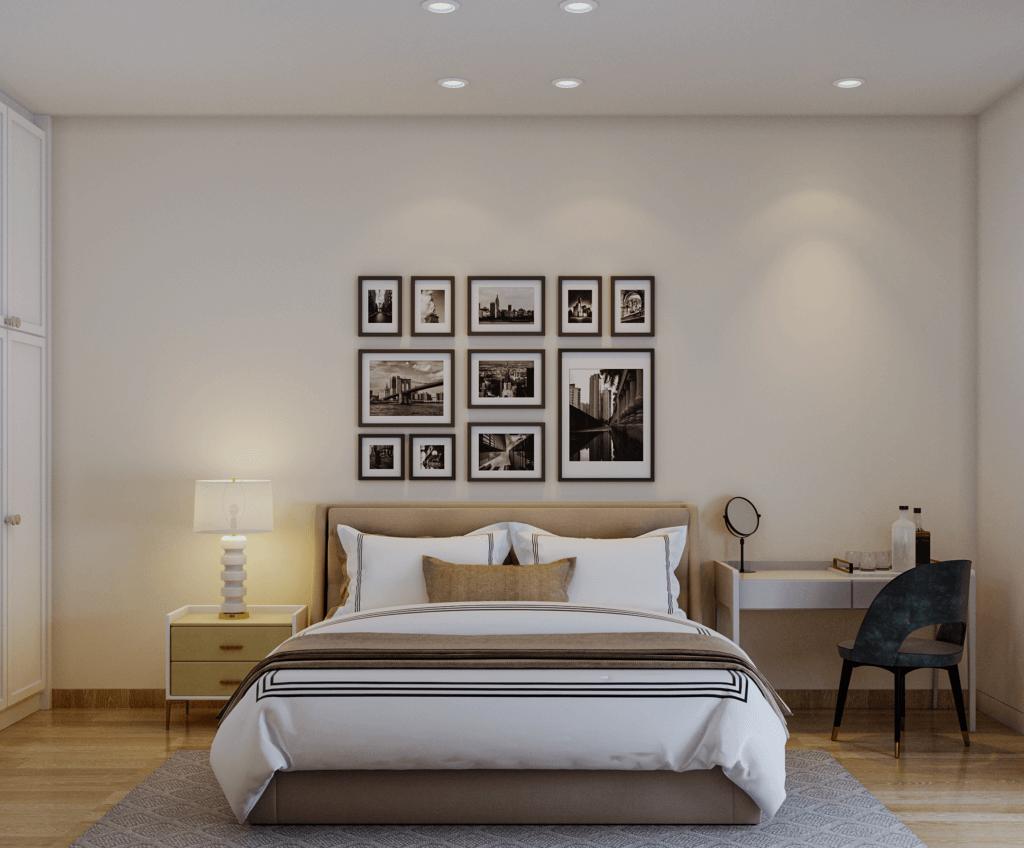 inspirasi desain kamar tidur modern