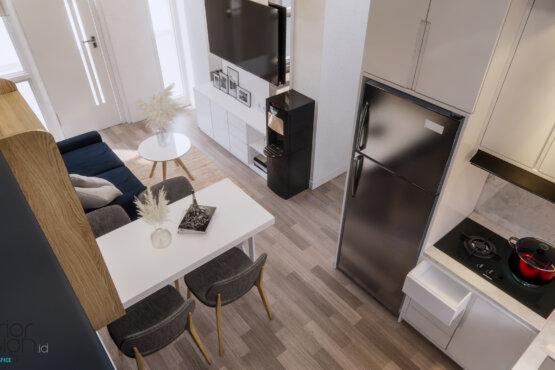 scandinavian kitchen design interior