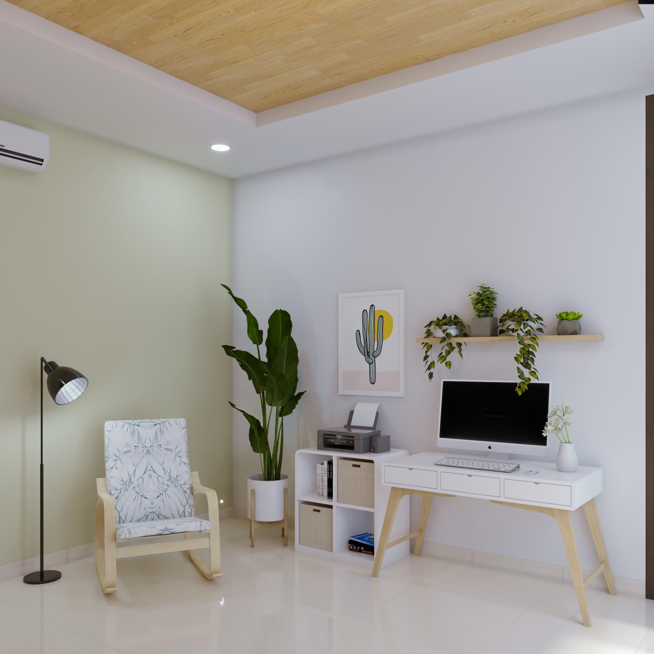 desain kamar tidur di rumah modern tropis