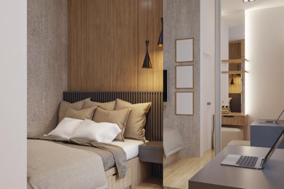 model interior kamar modern