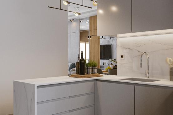 inspirasi interior ruang keluarga modern kontemporer