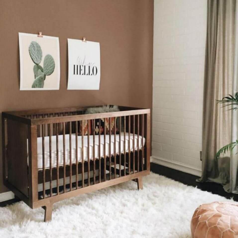 ukuran tempat tidur bayi