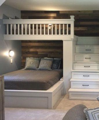 jenis tempat tidur tingkat