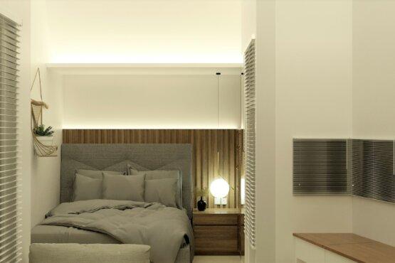 desain interior kamar minimalis modern